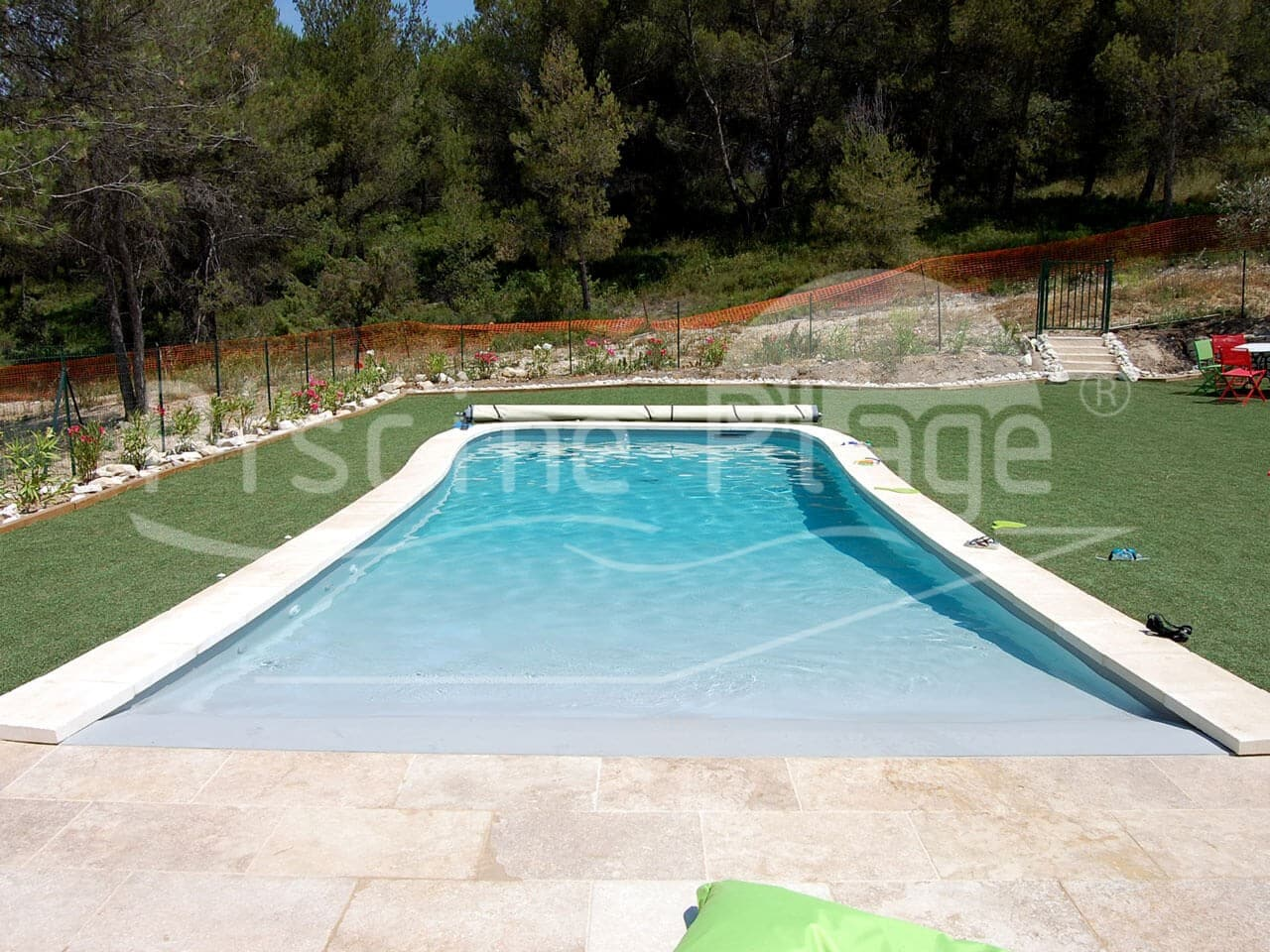Construction de piscine Apt Vaucluse